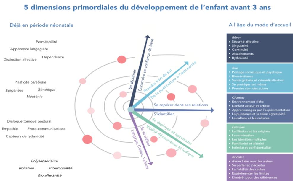 5 dimensions schéma Stéphanie Disant