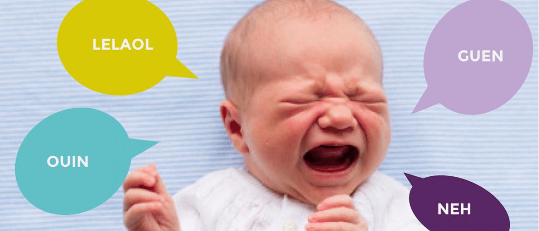 méthode pour décoder les pleurs des bébés