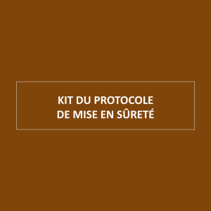 Couv Kit protocole de mise en sûreté