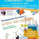 Affiche conférence 8 decembre 2017