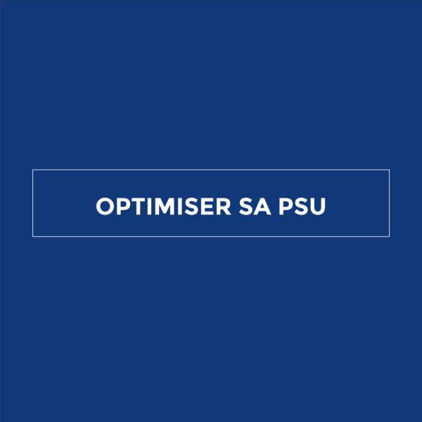 Optimiser PSU