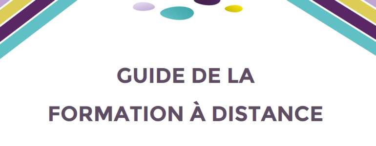 Guide des formations à distance de Stéphanie Disant